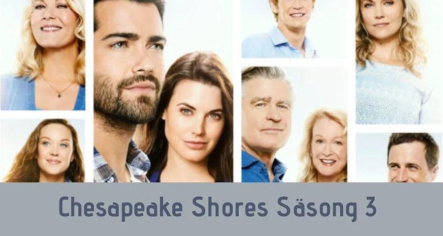 Chesapeake Shores Säsong 3