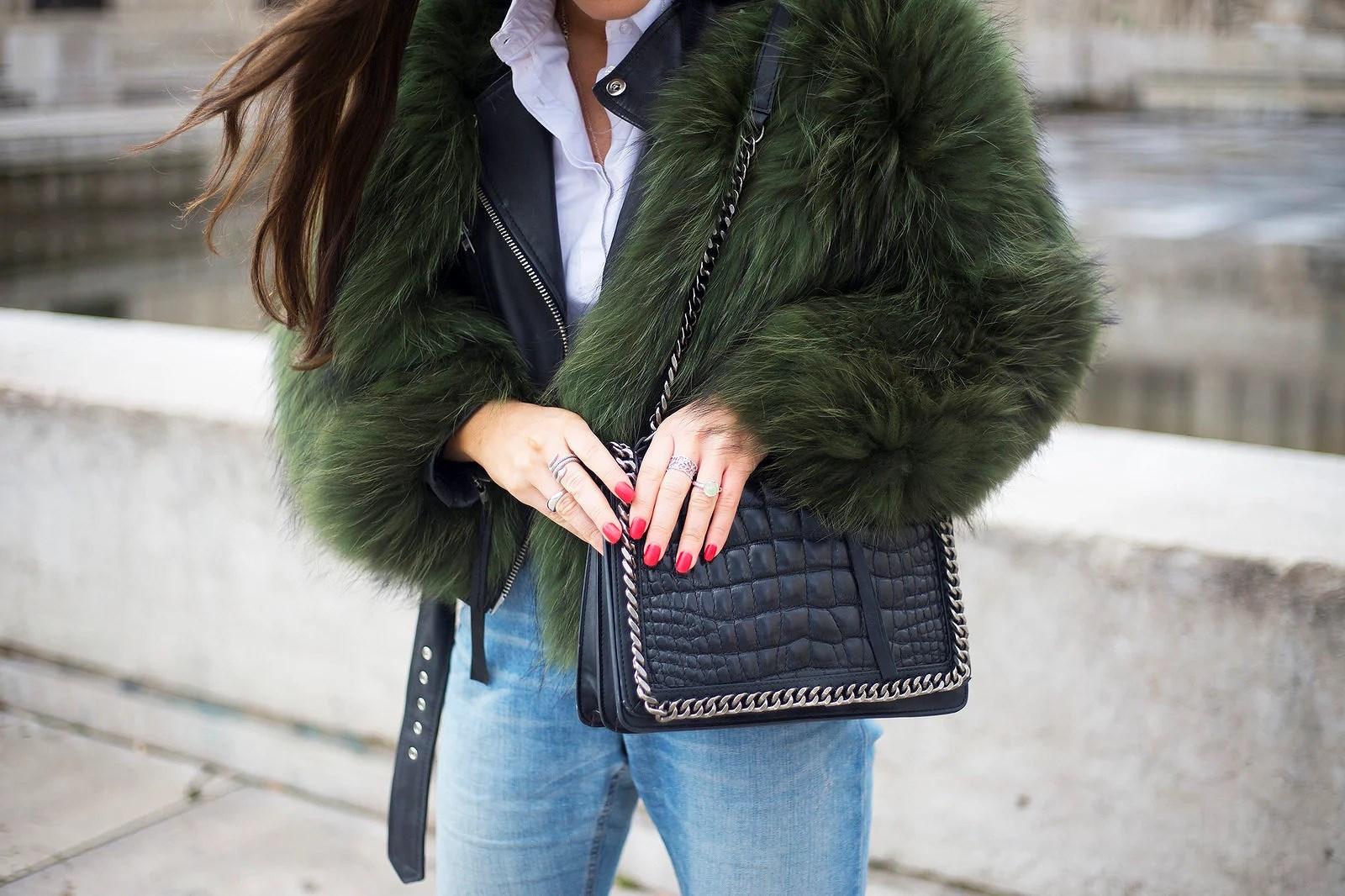 green fur paris 8