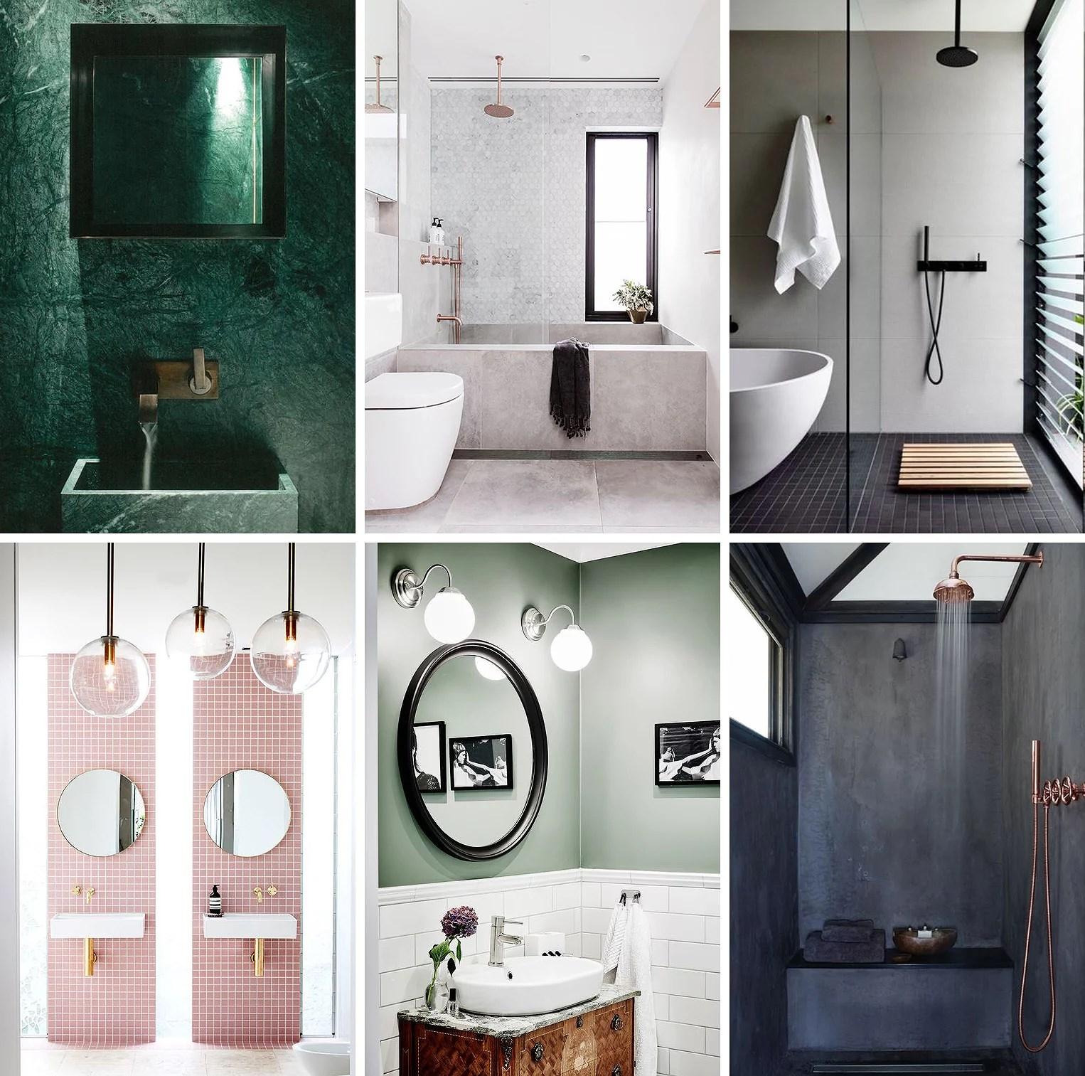 INSPIRATION: BATH ROOM