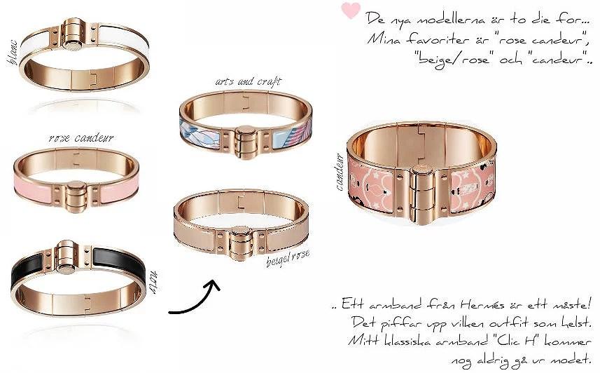 Hermés Bracelets
