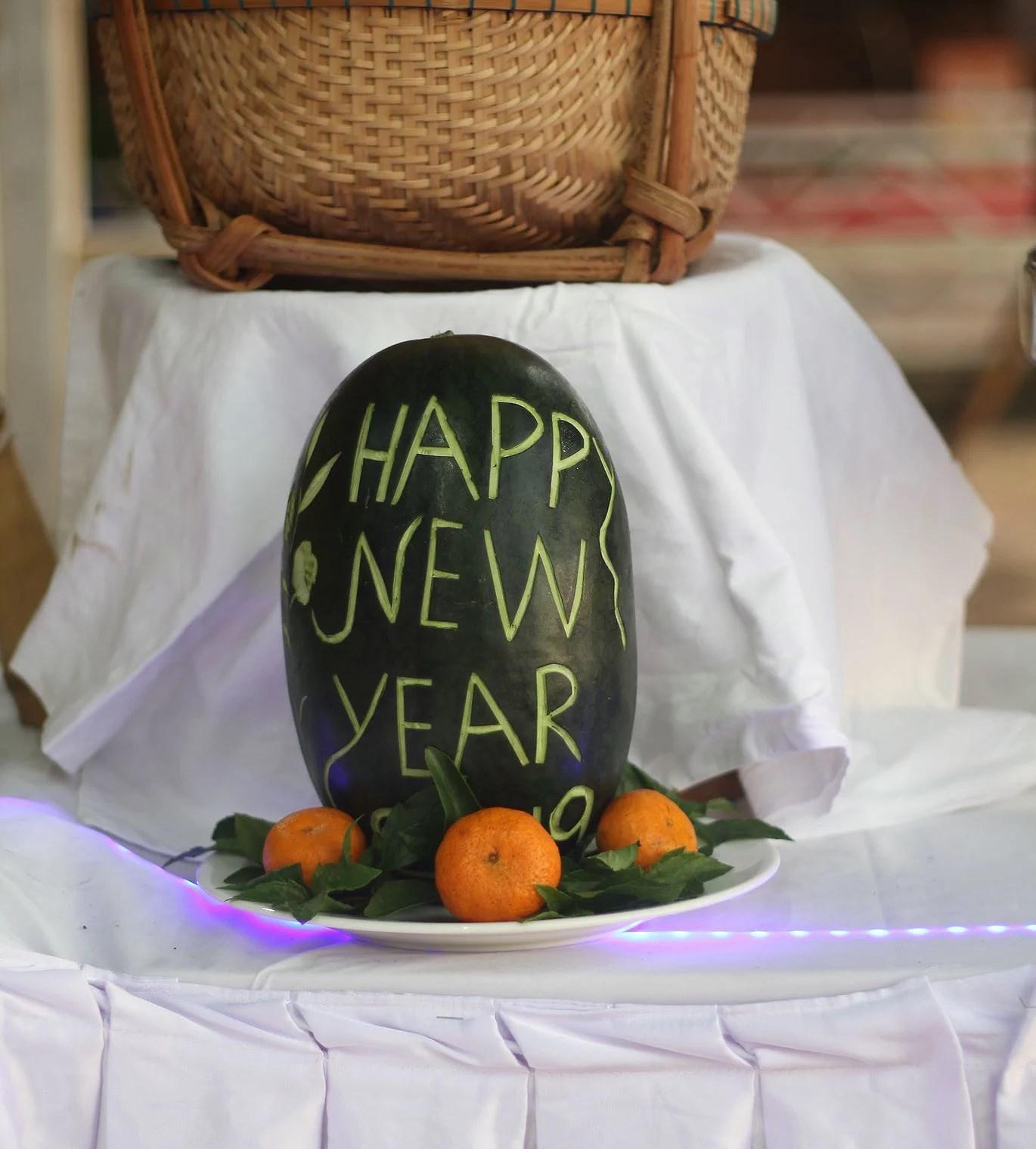 Nyårsafton på Phu Quoc
