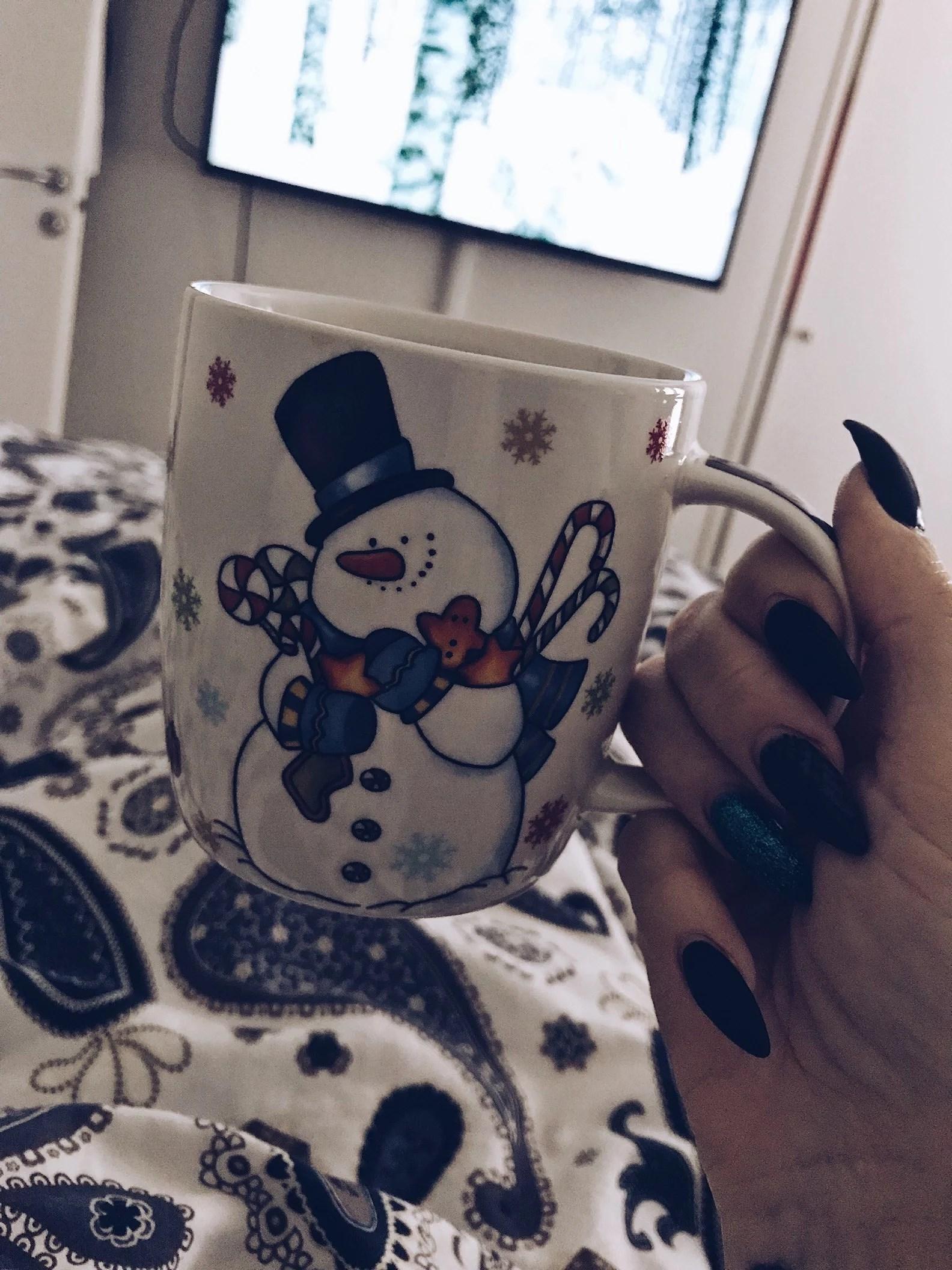 äntligen kaffe igen