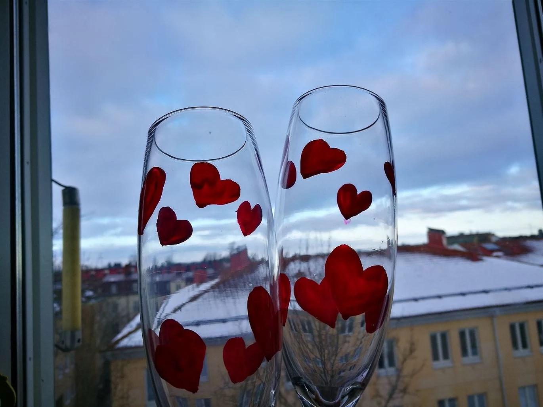Alla hjärtans dag❤❤❤