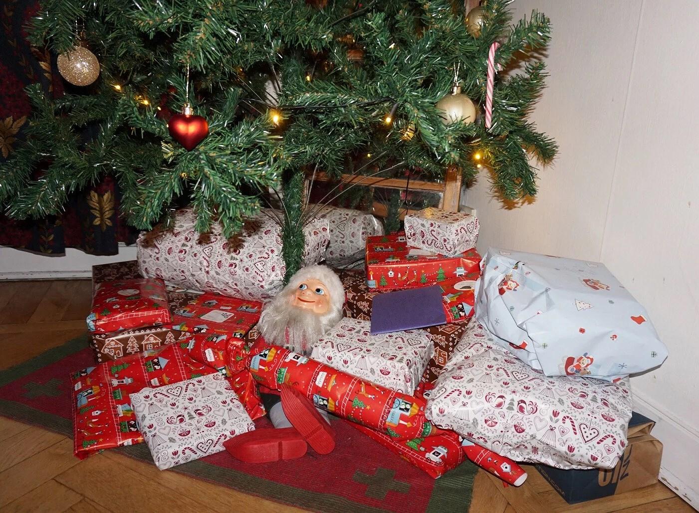 Julfirande nummer 1!