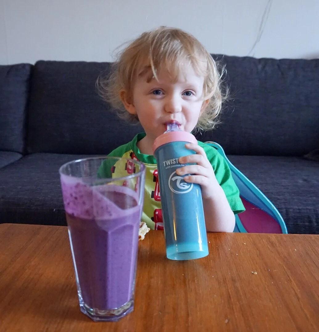 Gör om små nappflaskor!