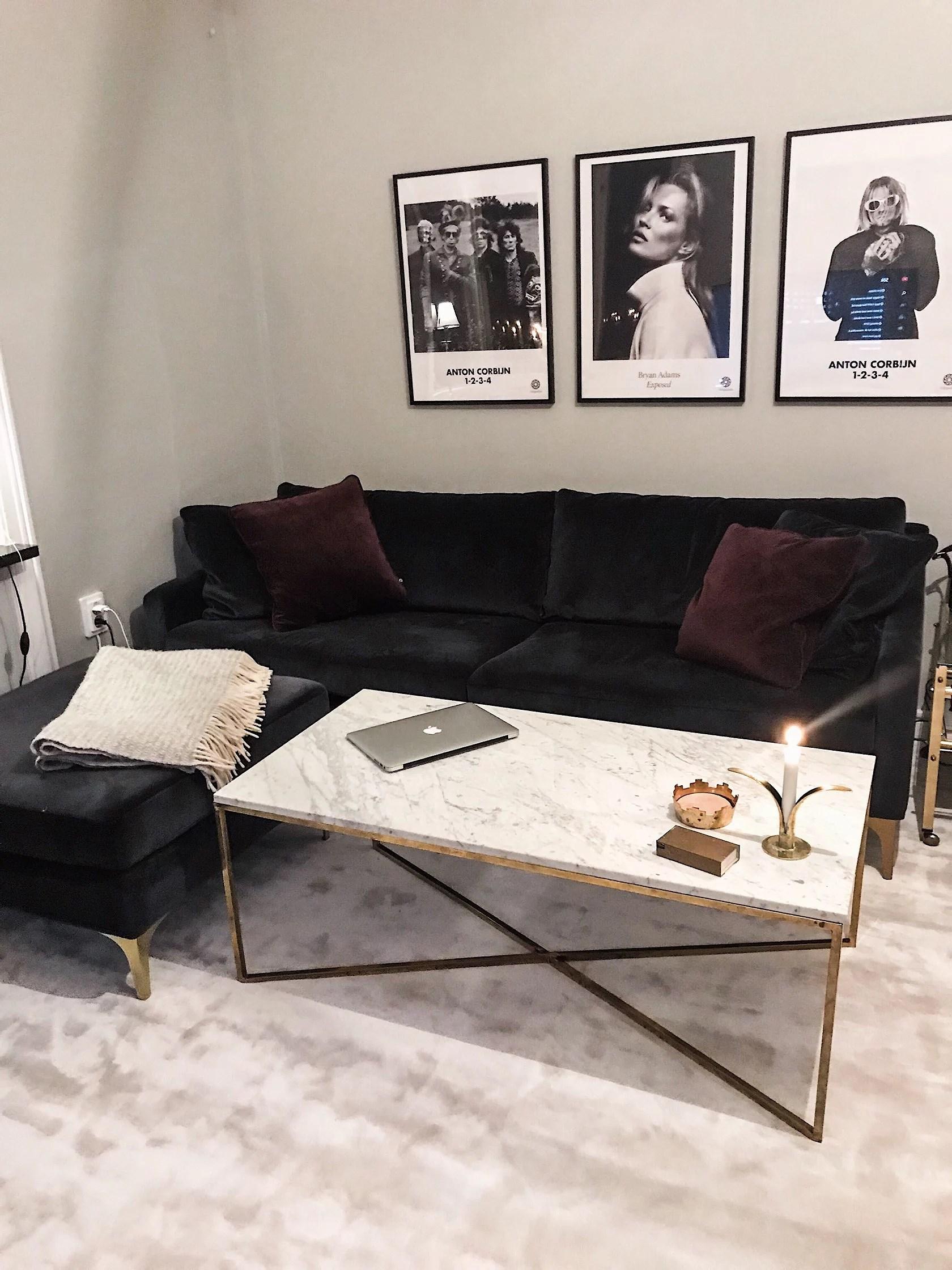 Våra nya mattor!