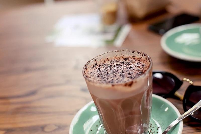 krist.in blog london coffee tips the wren