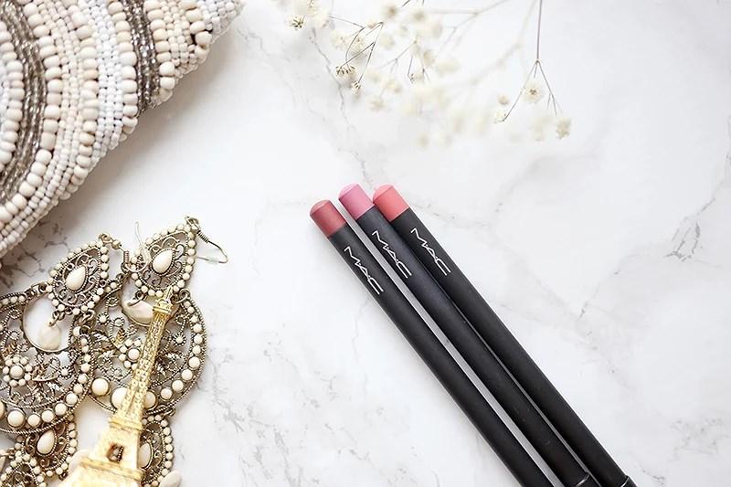 krist.in mac lip pencils hip n happy dervish rosy rim
