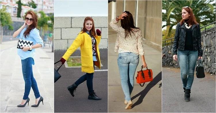 Cómo combinar: jeans