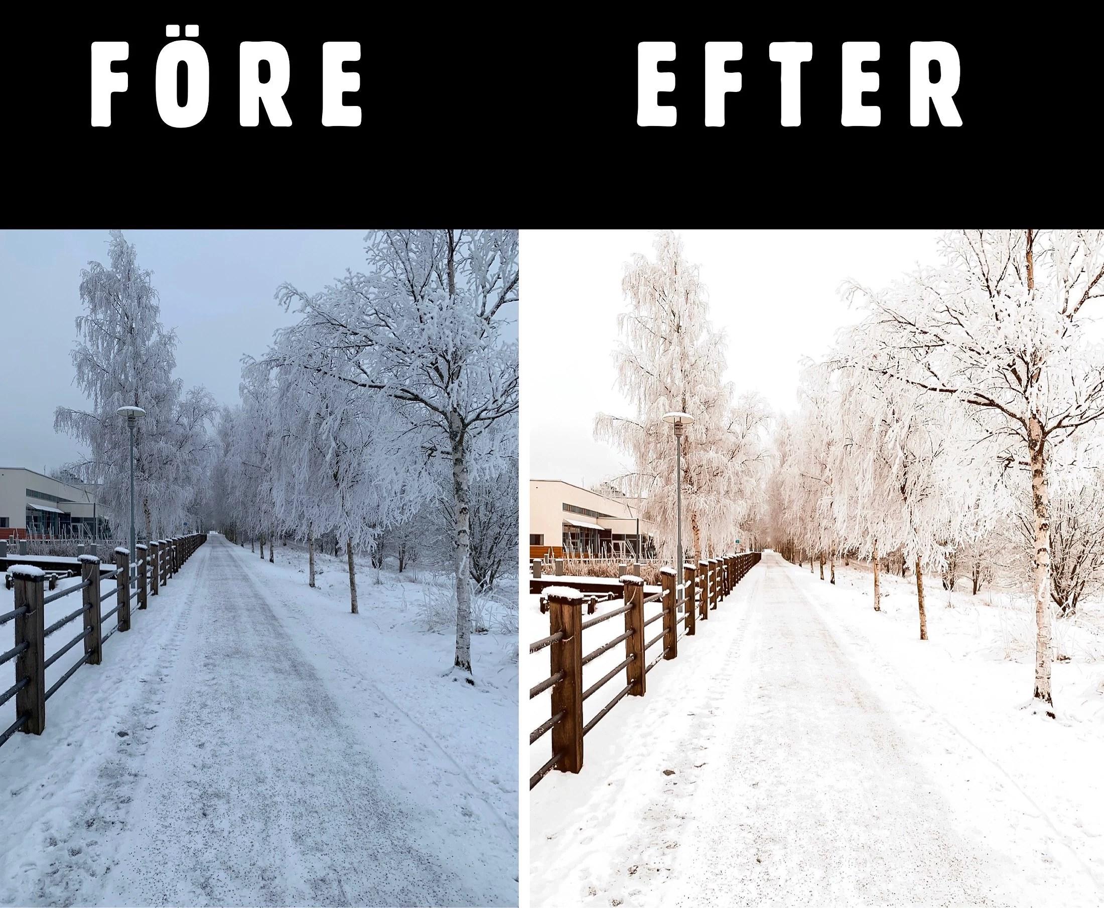 Med eller utan filter