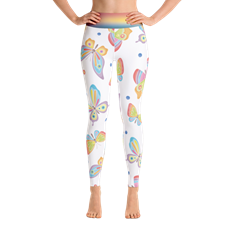 BUTTERFLY - YOGA LEGGINGS
