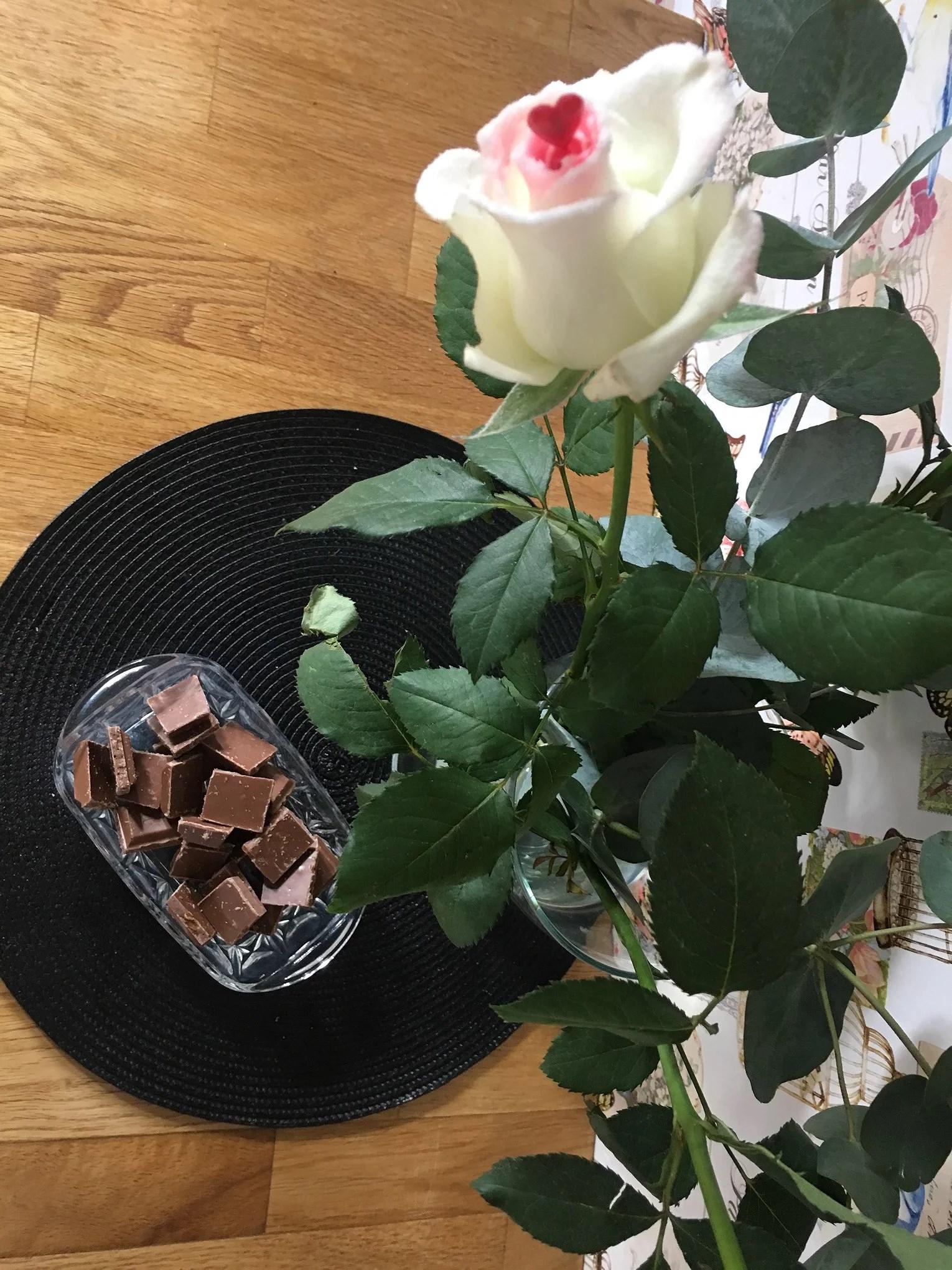 Chokladchock