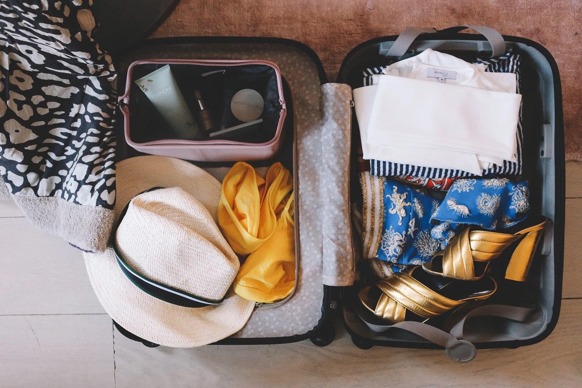 Packar för Thailand!