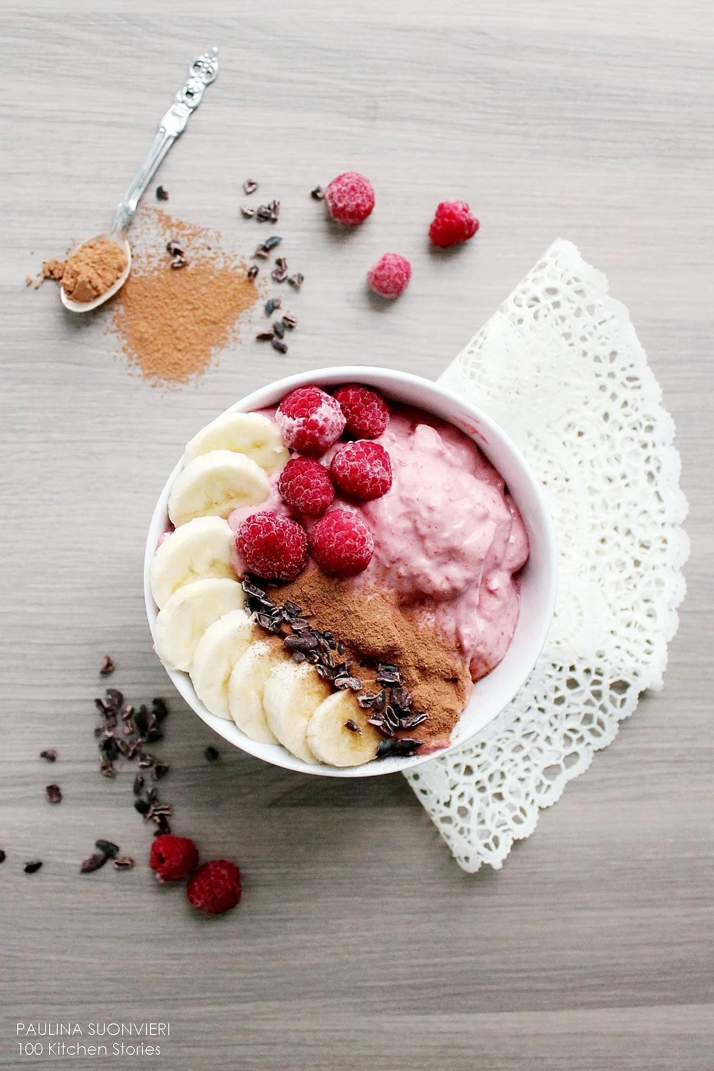 """""""Raspberry & Cacao Fluff"""" // Sveriges bästa matbloggare"""