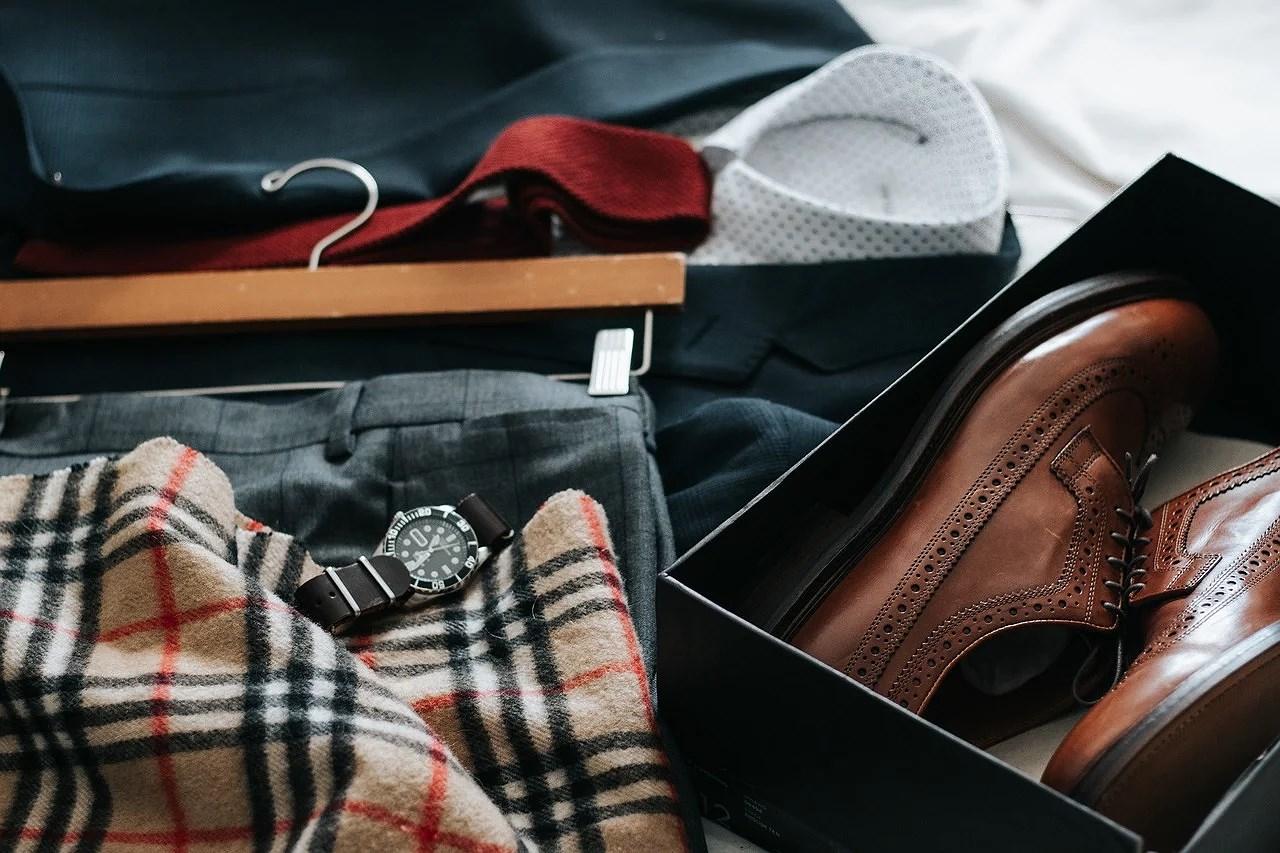 Väldoft i garderoben