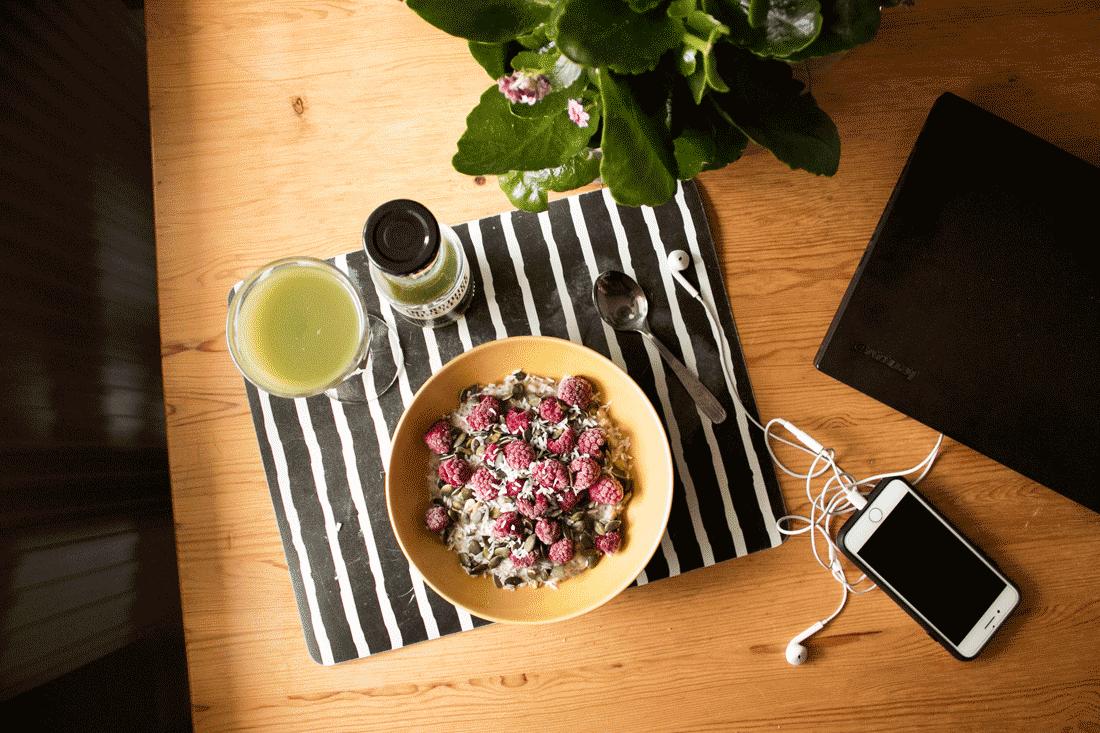 Fredagspepp + små enkla tips till en mer mättsam gröt