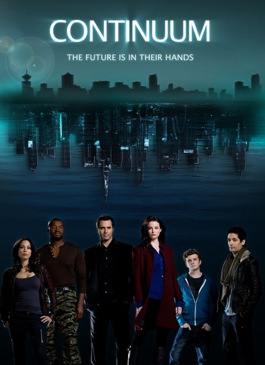 Veckans film tips #18 Continuum