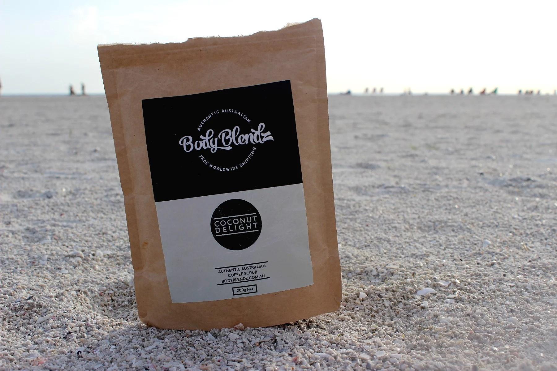 BodyBlendz Coffee Scrub