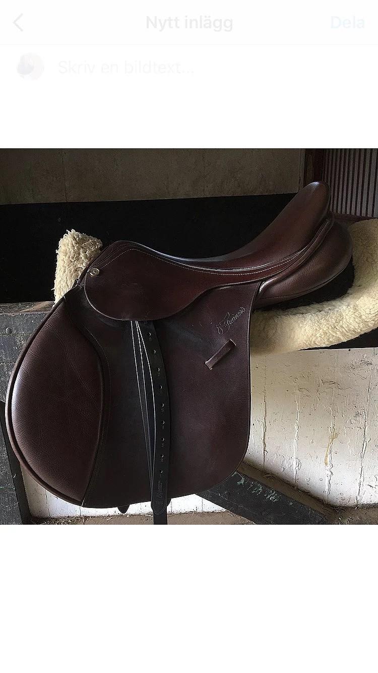 Ny sadel