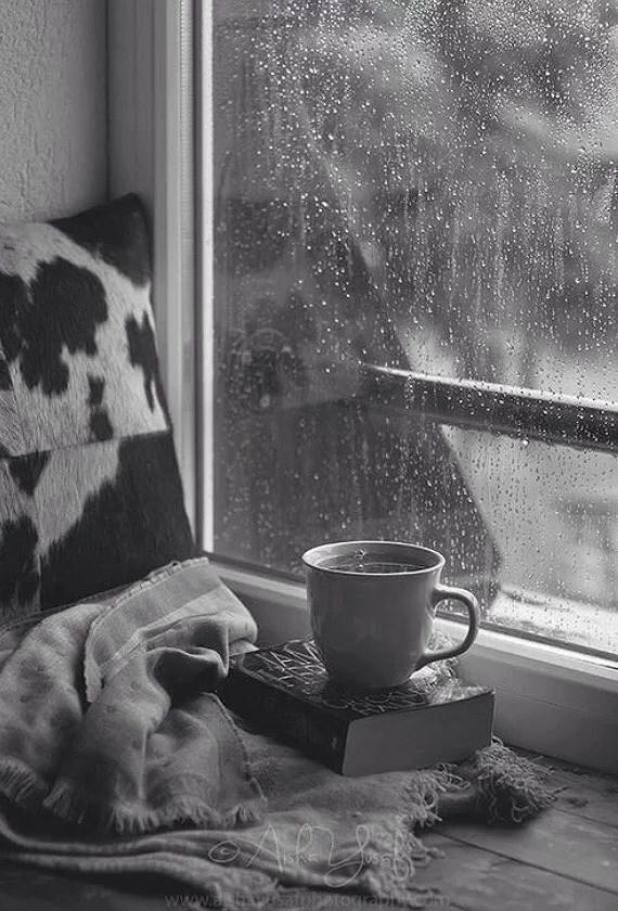 Love this rain