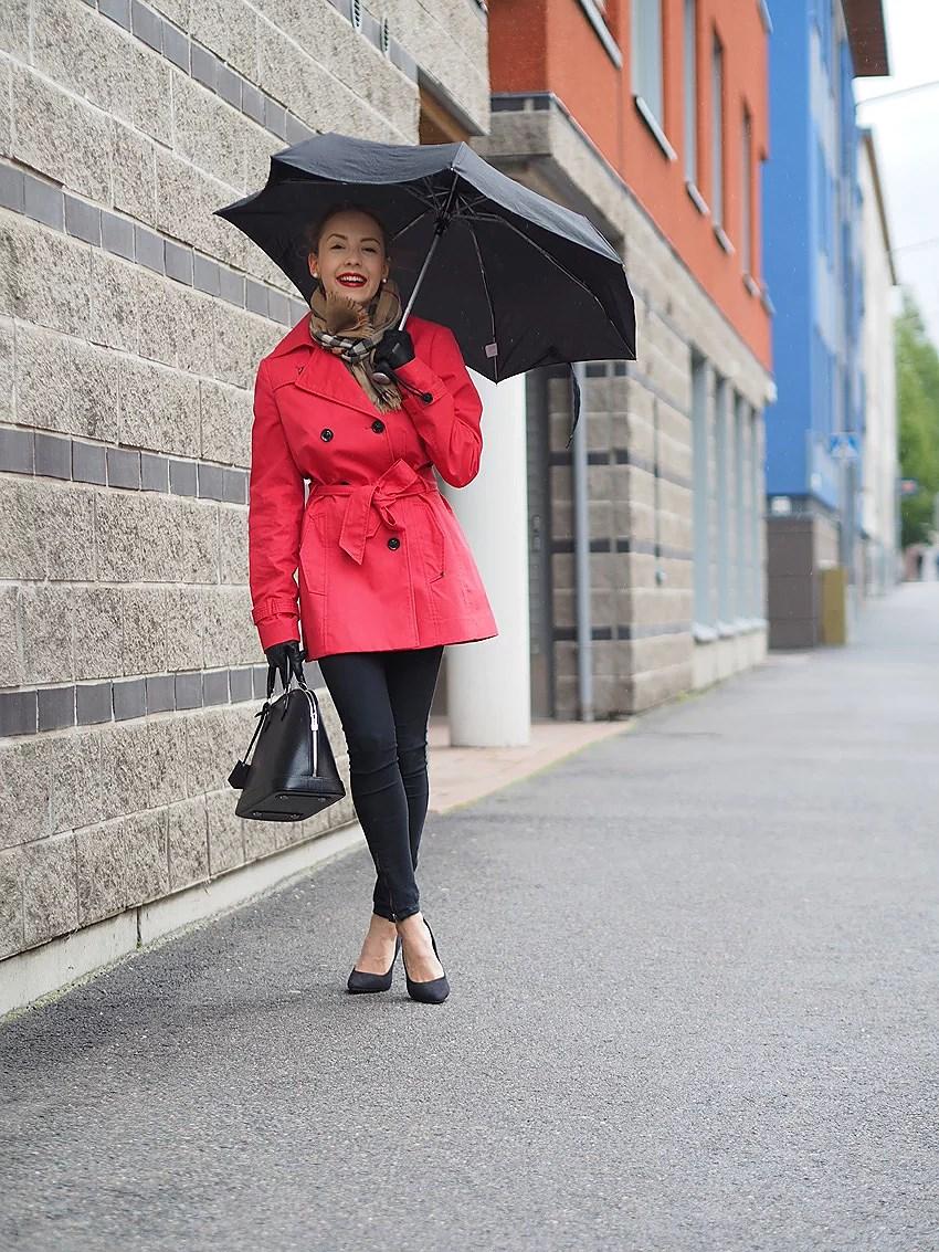 sadepäivänä