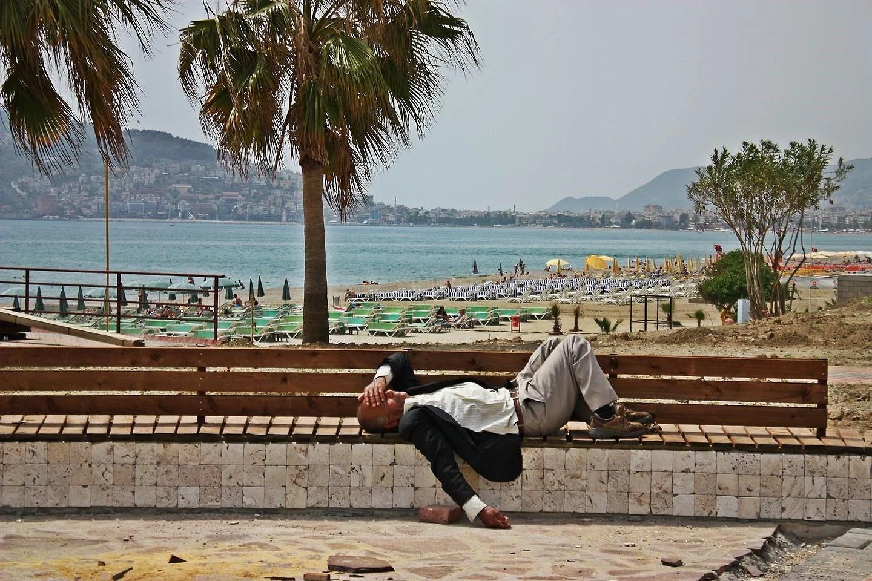 6 år i Tyrkia