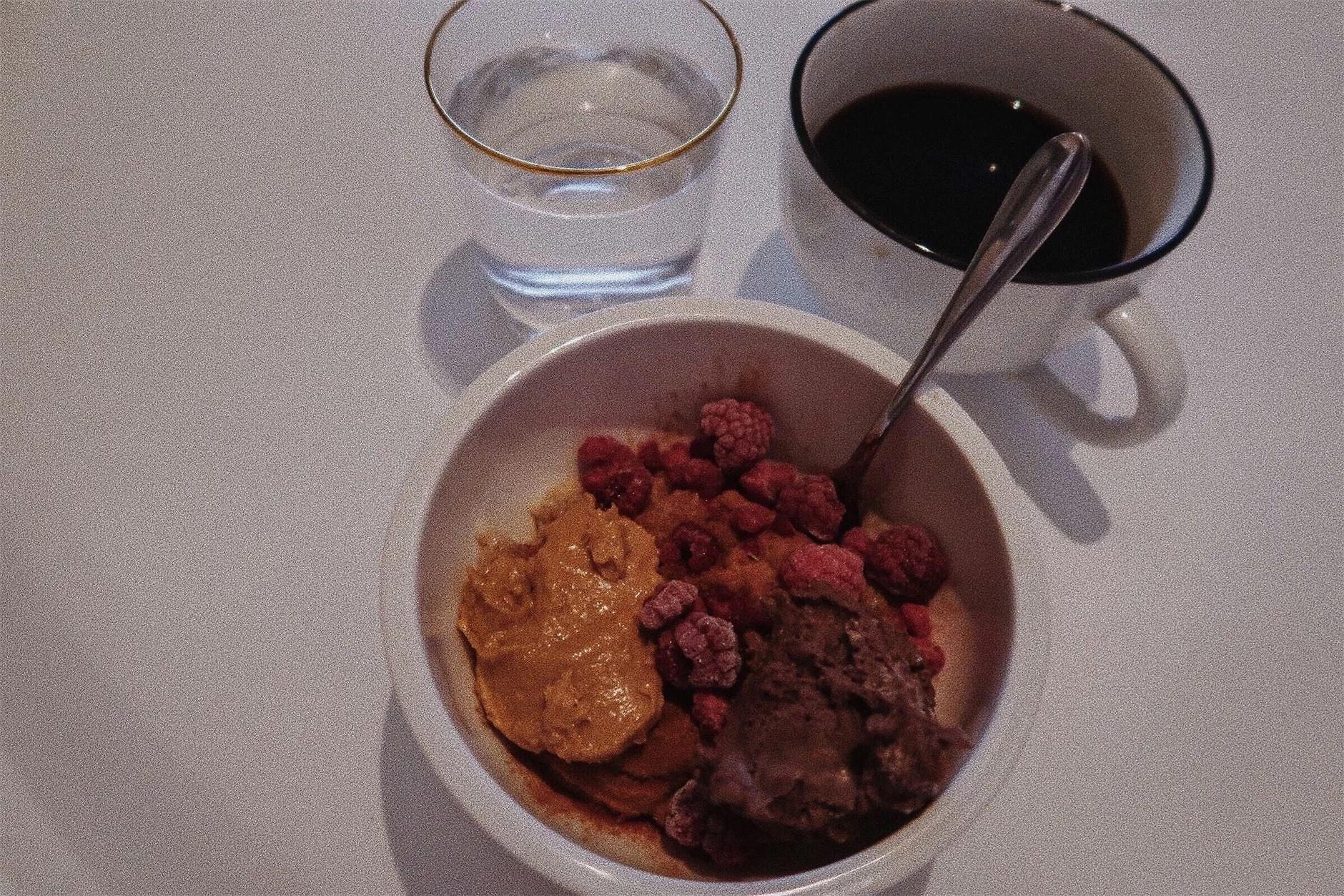 Årets första frukost