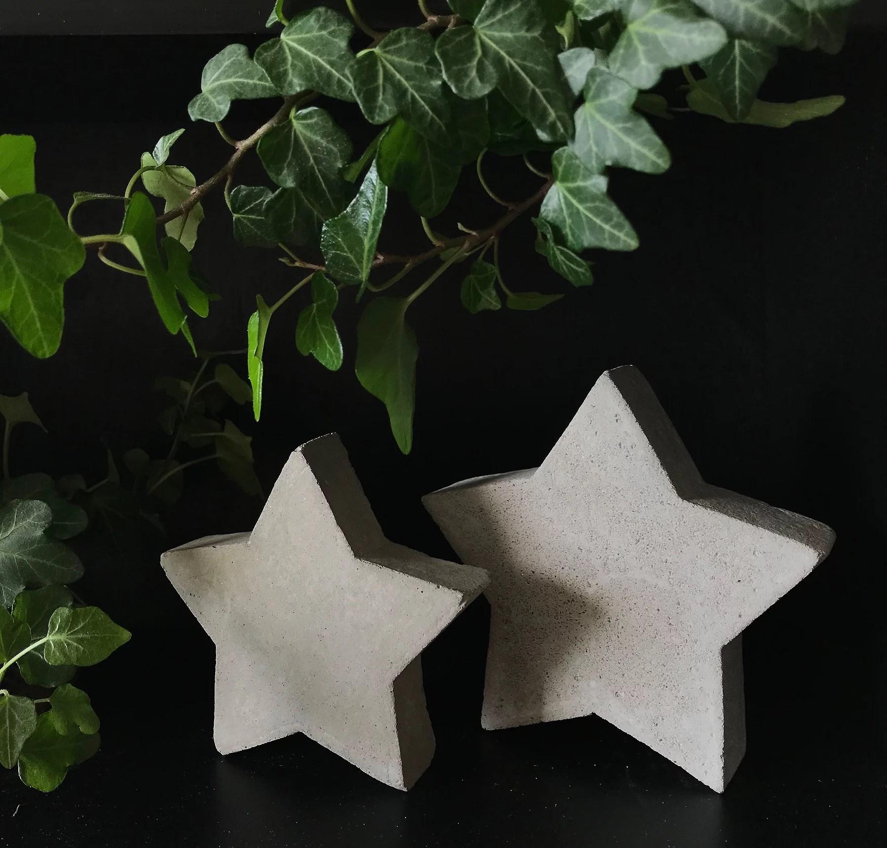 Stjärnor i betong