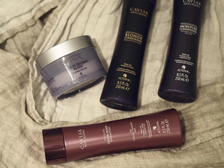 Min hårvård