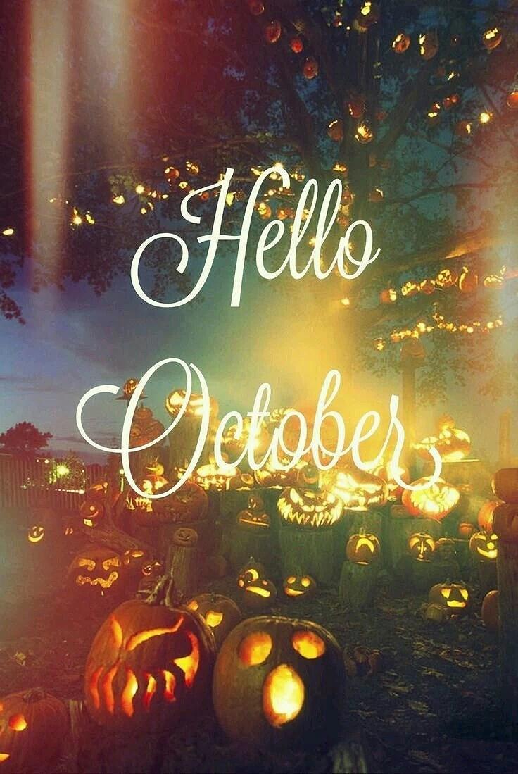October 🎃👻