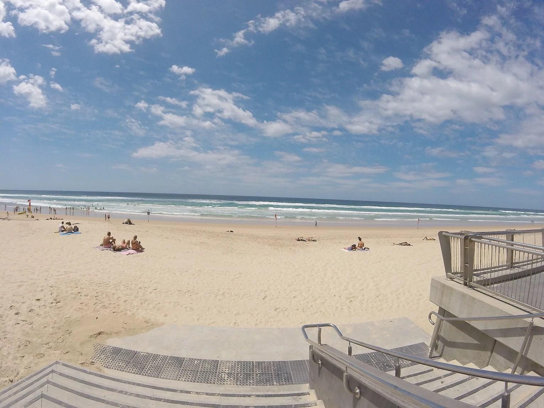 Surfers Paradise Beach
