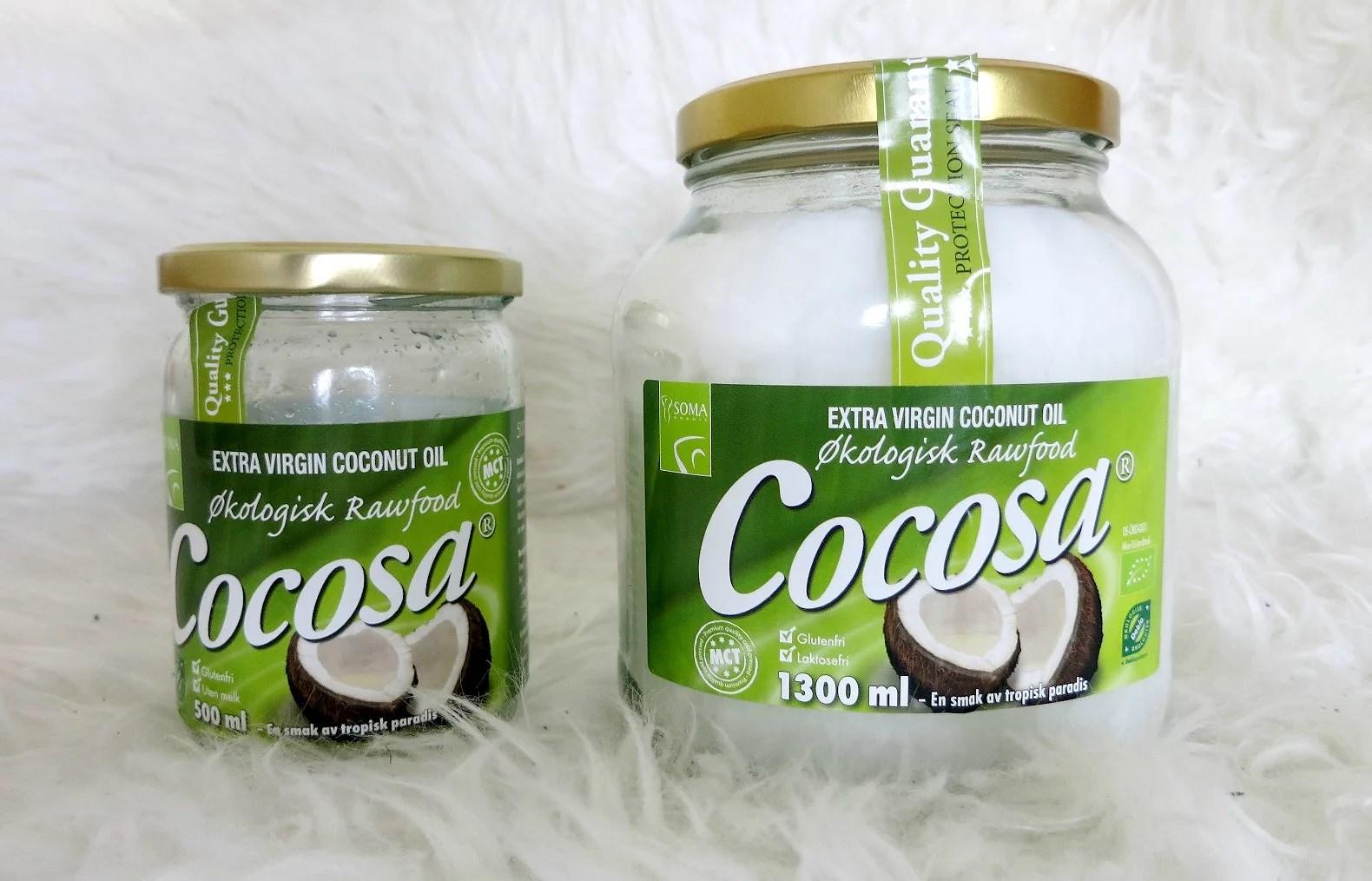 Kokosolja... Igen