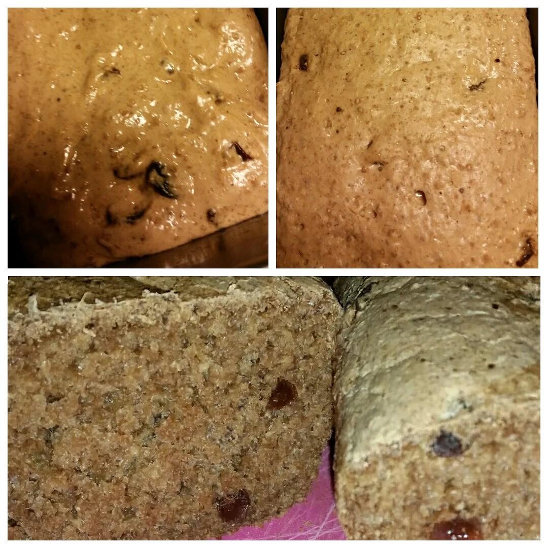 Brödbak och frisering