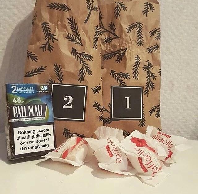 Julklappar- ett paket var tomt!