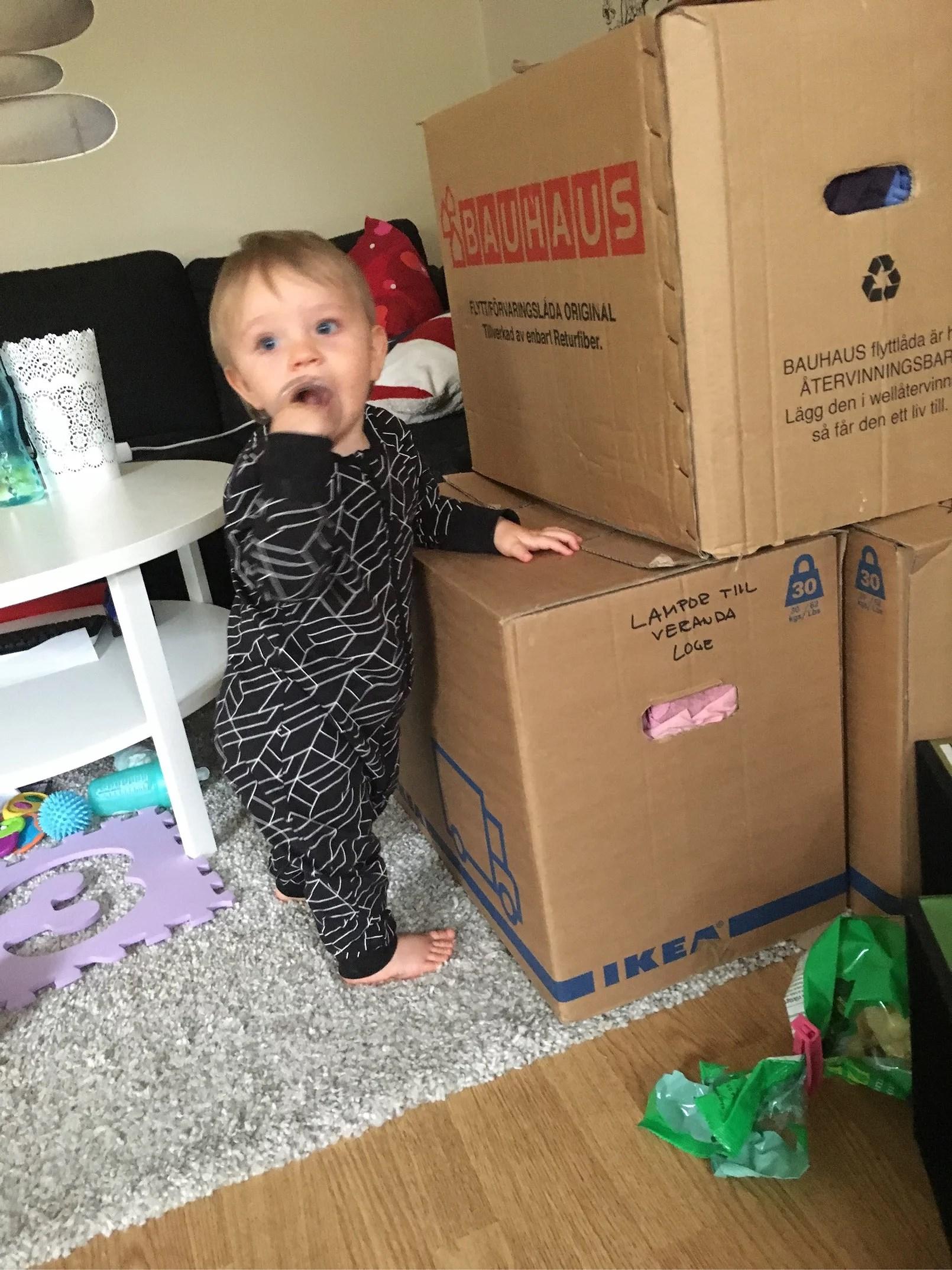 Eh, vakna mamma!
