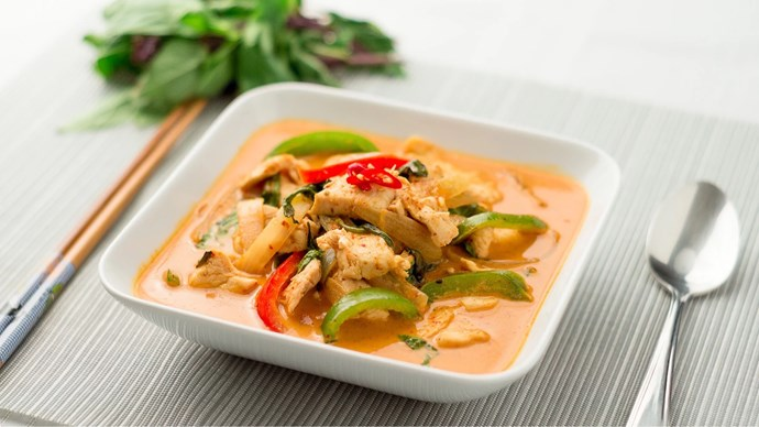 Chichilicious.com Thai Red Curry
