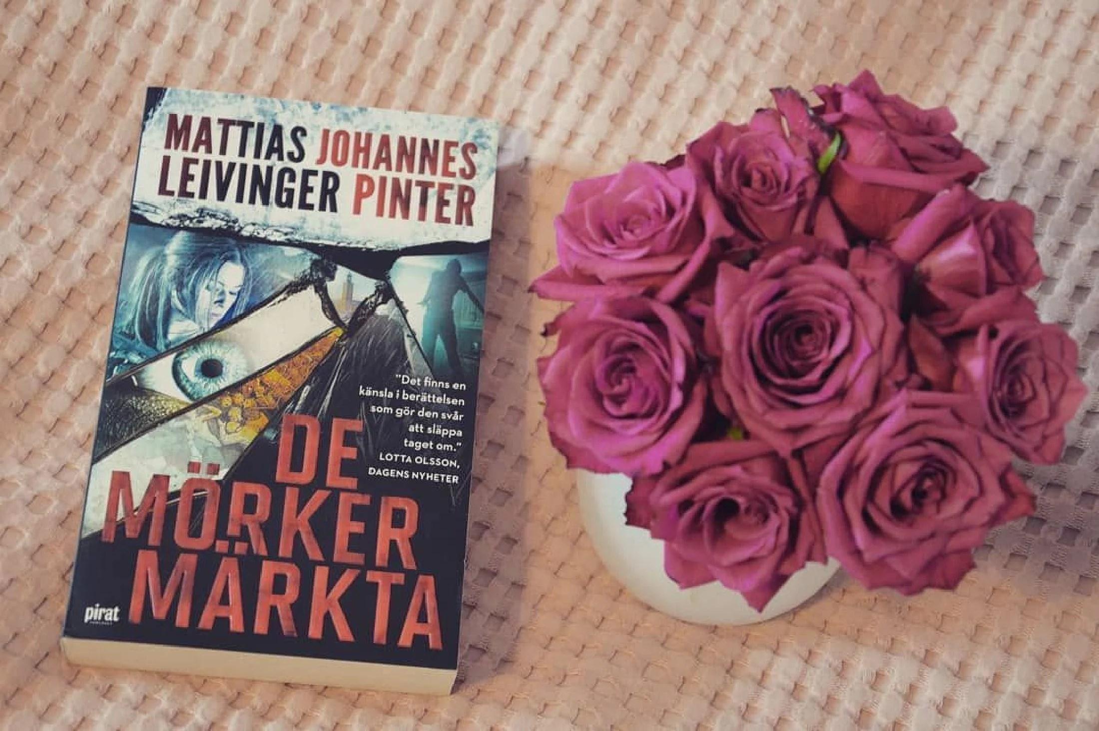Bokrecension - De Mörkermärkta, Mattias Leivinger och Johannes Pinter