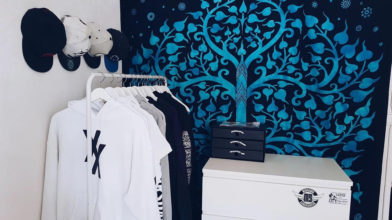 Update på rummet