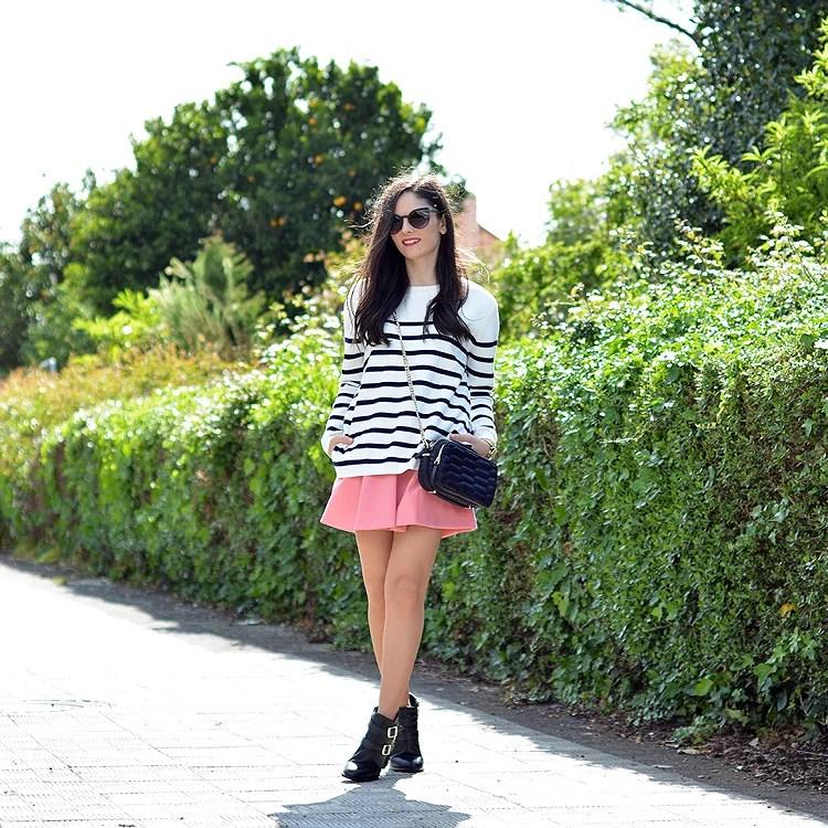 ...Stripes & Pink...