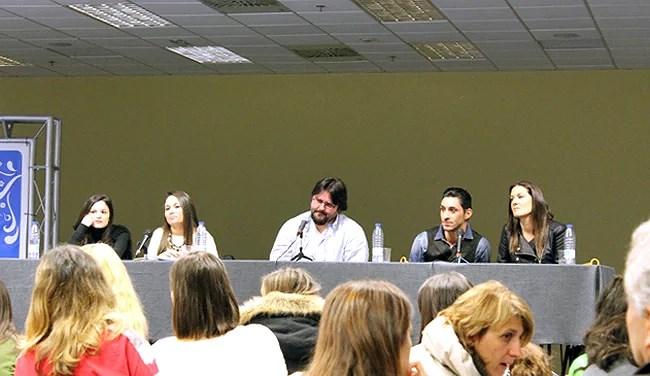 """Ponencia """"¡Quiero ser blogger!"""" en CC. Espacio Coruña"""