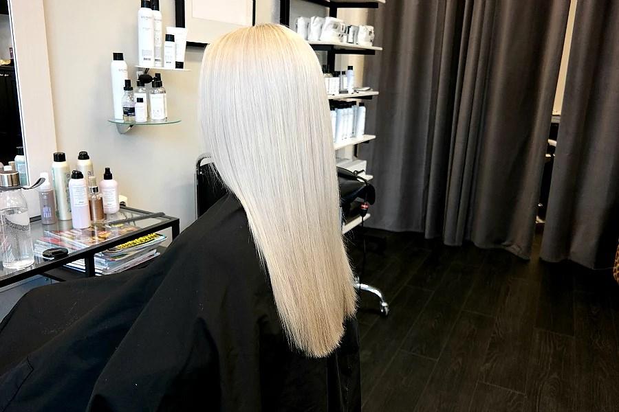 HAIR || före & efter