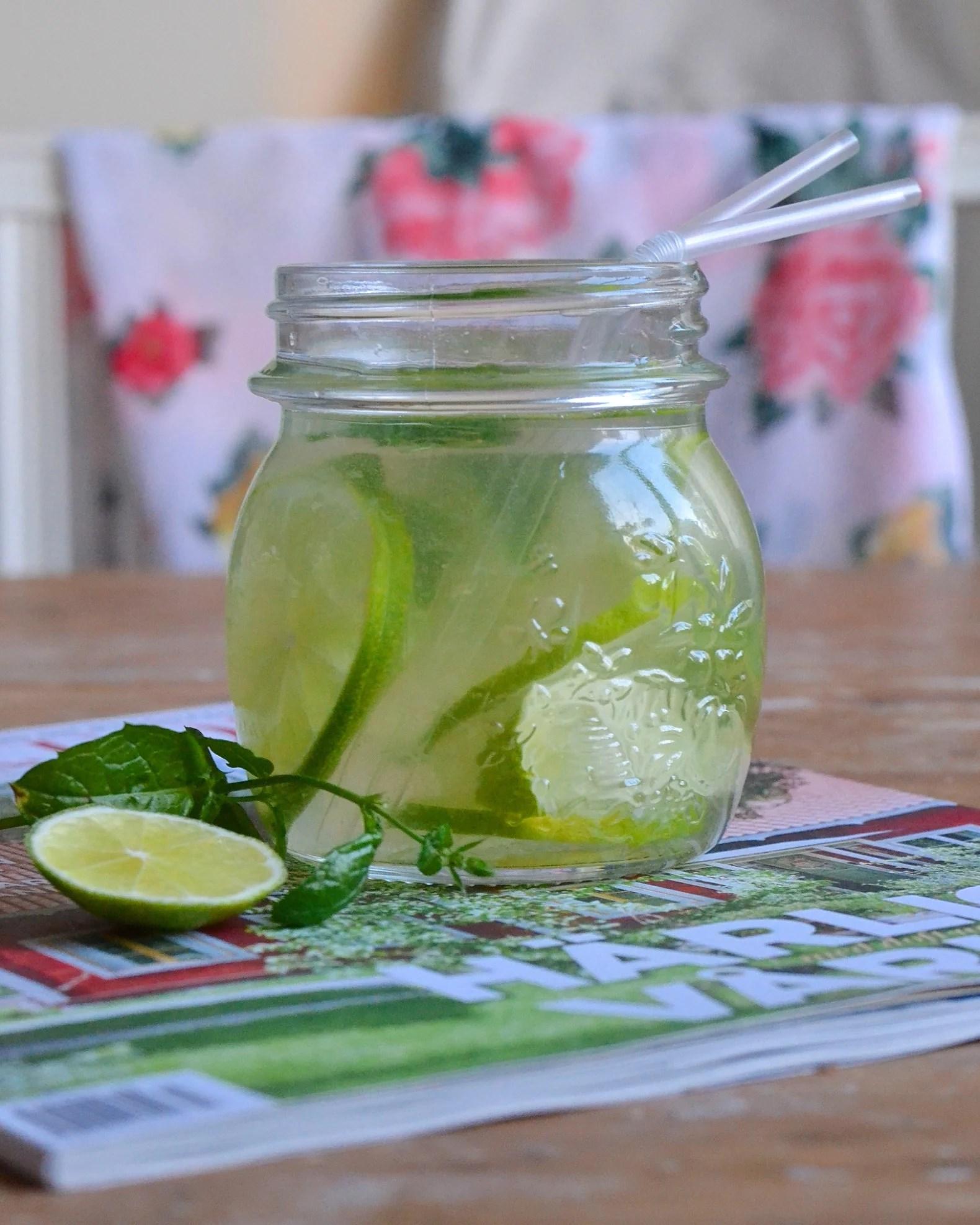 Mojito-lemonad