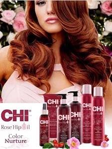 Vind hårprodukter fra CHI