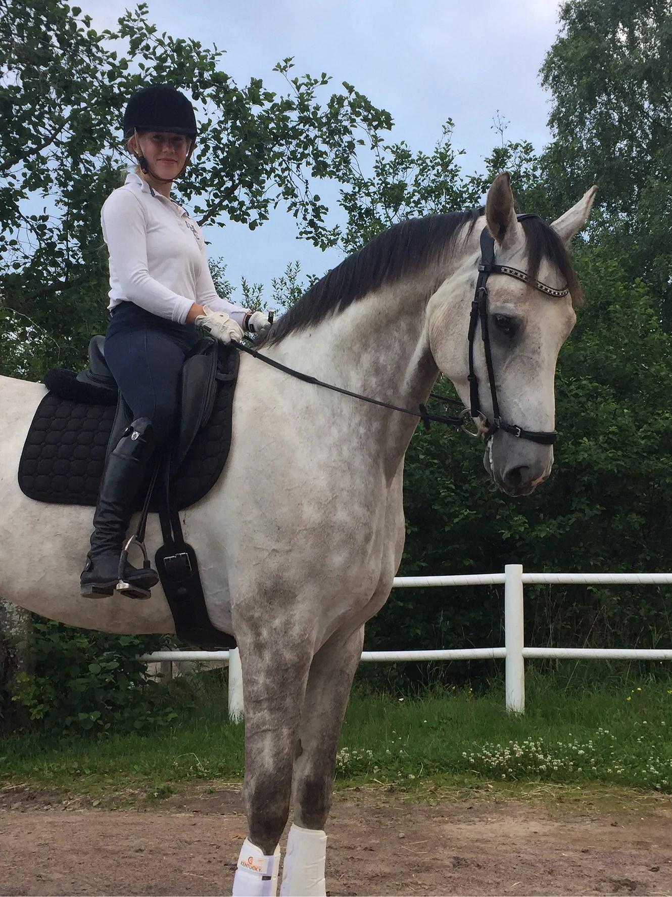 Veckovila och lån av häst