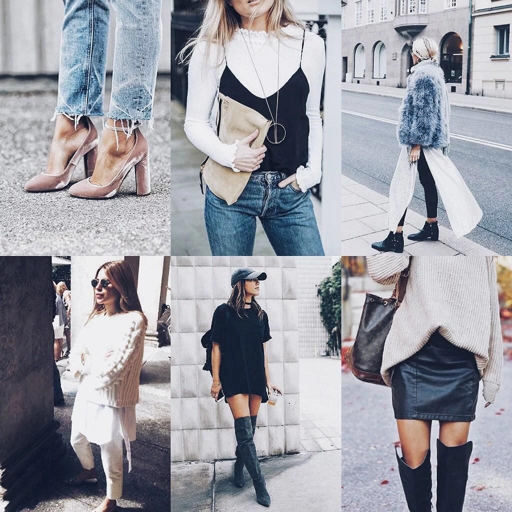 Trendspaning: höst/vinter mode