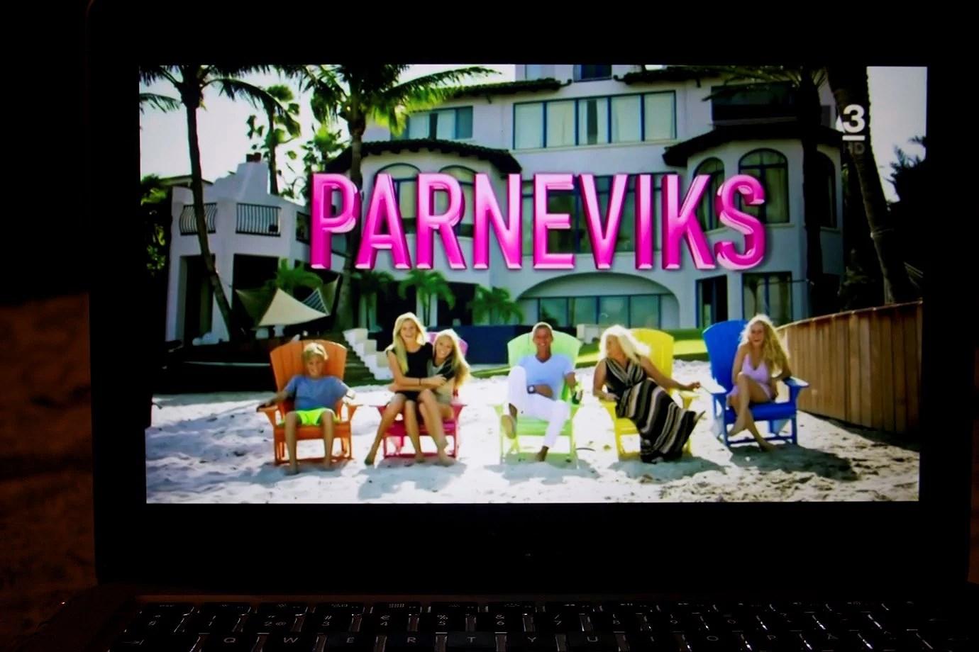 PARNEVIKS