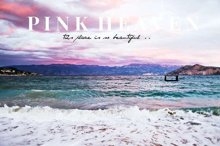 -+ Pink heaven -+