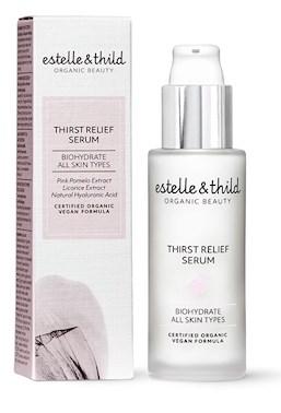 Thirst relief serum