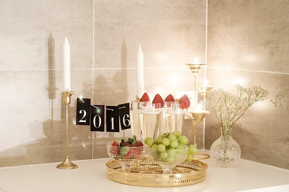 Inspiration inför nyårsafton