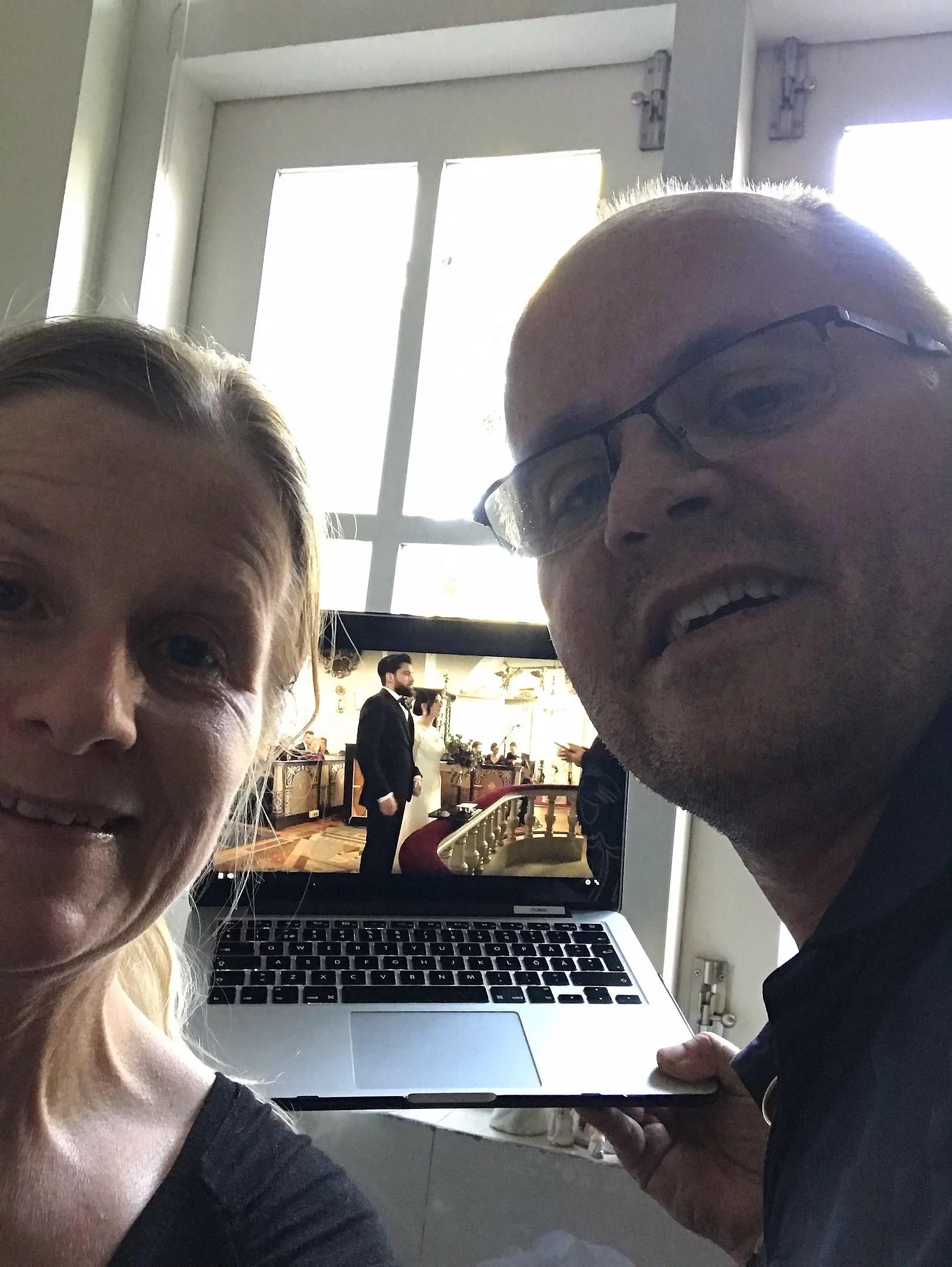 Språk, datorer och bröllop